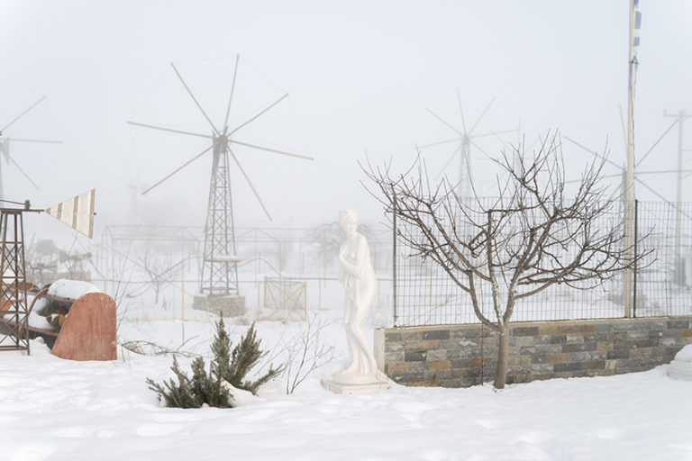 """Εγκαίνια έκθεσης """"Crete: Stories from the Edge"""""""