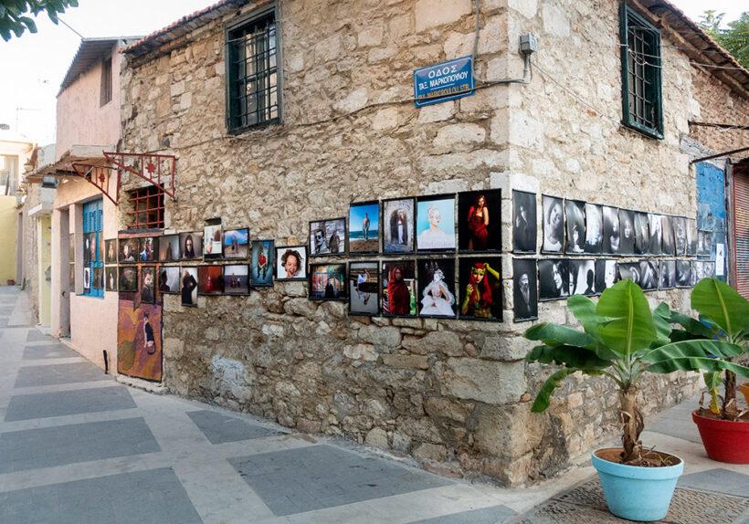 """Έκθεση φωτογραφίας """"Faces – Πρόσωπα"""" της ΕΦΕ Κρήτης στην περιοχή του Λάκκου"""