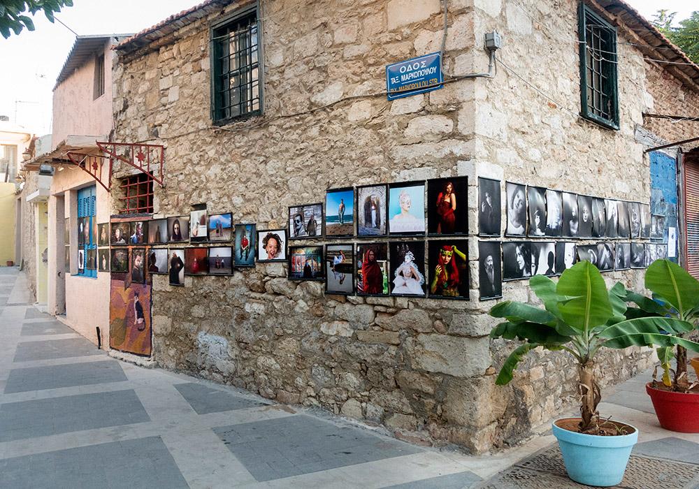 """Έκθεση φωτογραφίας """"Faces - Πρόσωπα"""" της ΕΦΕ Κρήτης στην περιοχή του Λάκκου"""