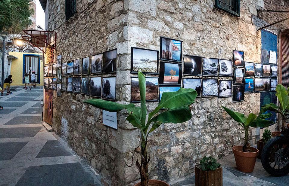 """Έκθεση """"χειμώνας στην Κρήτη"""" της ΕΦΕΚ στο Λάκκο"""